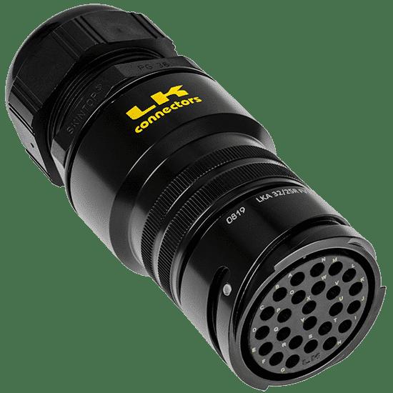 Image of LK 25 Pole Speaker Connectors