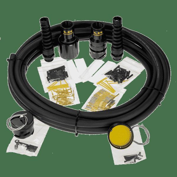 Immagine di Kit Prolunfa Audio 8 Canali Con Connettori Multipolari