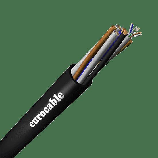 Immagine di Cavo Ibrido Alimentazione + Ethernet CAT6A Multicore